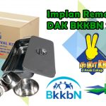 IMPLANT REMOVAL KIT DAK BKKBN 2017