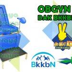OBGYN BED DAK BKKBN 2017