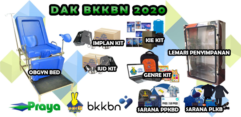 PRODUK DAK BKKBN 2020